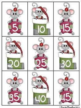 ChristMouse Time Literacy & Math Activity Pack