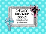 Christian Behavior Beads (Special Edition)