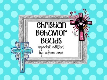 Christian Behavior Beads (Special Edition)