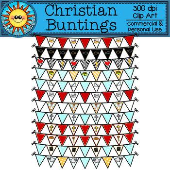 Christian Buntings Clip Art