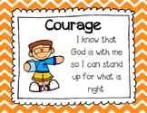 Christian Character Trait Curriculum
