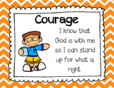 Christian Character Trait Curriculum