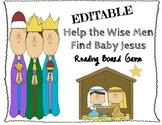EDITABLE Christian Christmas Game
