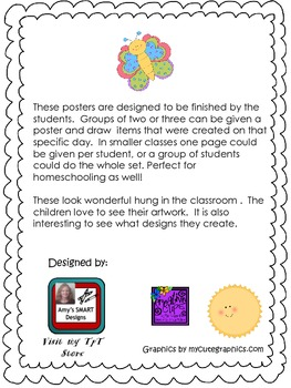 Christian Classroom: Days of Creation Posters