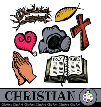 Christian Clip Art - Faith Icons
