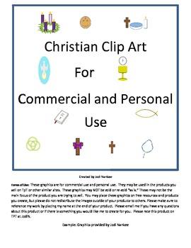 Christian Clip Art for Religious Education