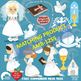 Christian Clipart, First Communion, Boys, Catholic clipart