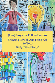Christian Coloring Bible Study: Devotions