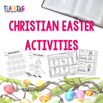 Christian Easter Activities