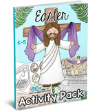 Christian Easter Activity Pack