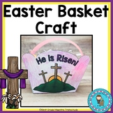 Christian Easter Basket Craft