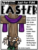 Christian Easter Just For Fun Printables