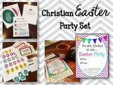 Christian Easter Party Set. Resurrection Eggs. Scavenger H