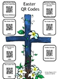 Christian Easter QR Codes