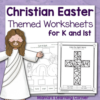 Easter Worksheets For Kindergarteners Teaching Resources | Teachers ...