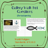 Christian Gallery Walk World Religions