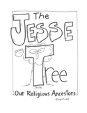 Christian / Catholic Jesse Tree Pictures - Advent - our Religious Ancestors