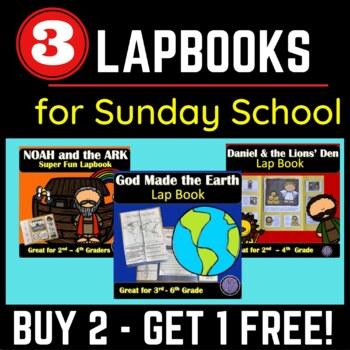 Christian Lap Books | Buy 2 Lap Books Get 1 Free