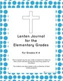 Christian Lenten Journal
