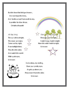 Christian Poem for Young Readers
