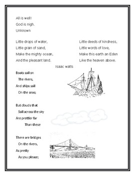 Christian Poems for Young Readers