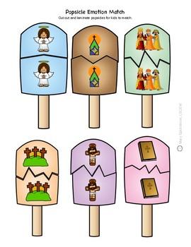 Christian Popsicle Match