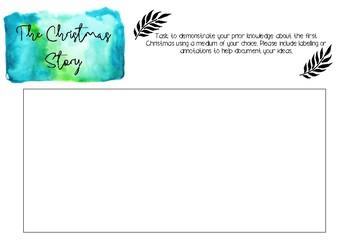 Christian Studies - Christmas Story