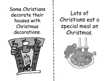 Christian Themed Story of Christmas