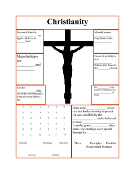 Religion: Christianity