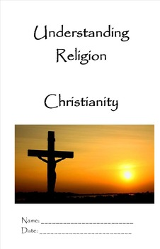 Religion: Christianity Booklet