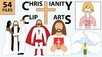 Christianity Clip Arts I