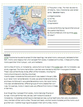 Christianity During the Middle Ages