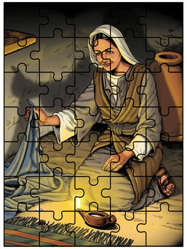 Christianity: Parable of the Lost Coin Jigsaw Puzzles