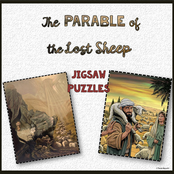 Christianity: Parable of the Lost Sheep Jigsaw Puzzles