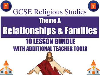 Christianity - Relationships & Families (10 Lessons)