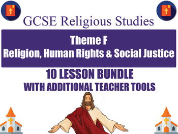 Christianity - Religion, Human Rights & Social Justice (10 Lessons)