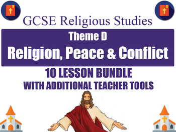 Christianity - Religion, Peace & Conflict (10 Lessons)