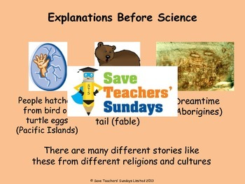 Christianity, Science and the Enlightenment Lesson plan, PowerPoint & Activities
