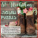 Christianity: St. Nicholas Jigsaw Puzzles
