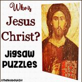 Christianity: Who is Jesus Christ? Jigsaw Puzzles