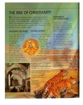 Christianity in Ancient Rome and the Bone Church of Santa Maria
