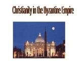 Christianity in the Byzantine Empire/Iconoclastic Controve
