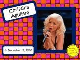 Christina Aguilera: Musician in the Spotlight