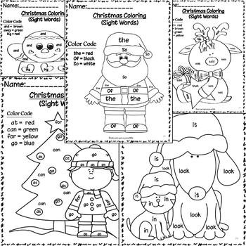 Christmas Language Arts and Reading Classroom Activities
