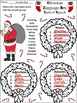 Christmas Activities: Christmas Language Arts Activity Packet