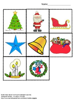 Christmas Coloring Pages Cut and Paste Worksheets Craftivities