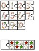 Christmas 10 Frame Puzzles