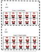 Christmas Math 10 Frame Special Education Math Kindergarten Math Fine Motor