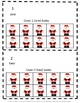 Christmas Math Centers, 10 Frame ,10 Frame,Christmas Counting,Special Eaducation
