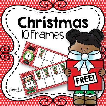 Christmas 10 Frames